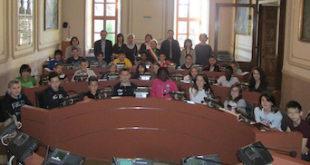 Consiglio comunale dei ragazzi di Bra, ph. Flickr/BraNotizie