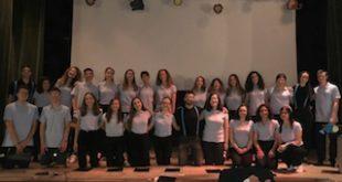 Coro Giovani Holy Sound Collegiata