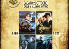 "Una ""maratona"" al cinema con i film di Harry Potter"