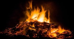 Prevenzione incendi: dal 1° novembre vietato accendere falò