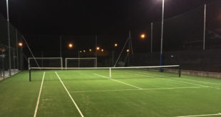 salsasio campo da tennis