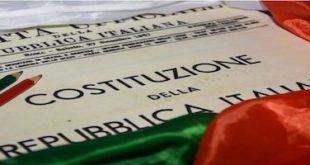 Costituzione e Tricolore ai neo-maggiorenni di Racconigi