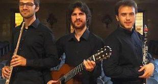 Kreisel Trio concerto di Santo Stefano Sommariva Bosco