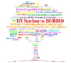 Logo istituto superiore Bobbio di Carignano