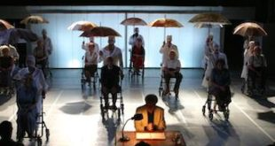 """Scendiamo in piazza"", laboratorio teatrale all'ex Gil"