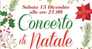 Concerto di Natale Banda Carmagnola