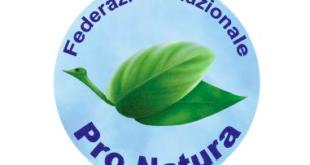 Pro Natura logo copertina