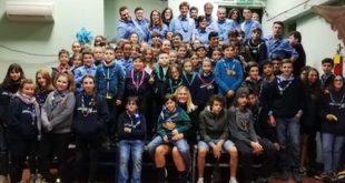 gruppo scout Carignano 1