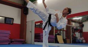Karate: doppio diploma in casa Carmafitness