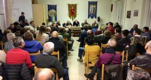 L'incontro a Salsasio in cui si è parlato di grande viabilità a Carmagnola Comitato Salsasio Vivibile