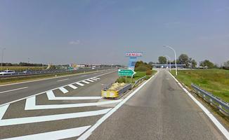 Torino Savona rio dei Cocchi est ph. Google Maps