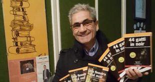 Domenico Ippolito, scrittore carmagnolese, protagonista all'Aperilibro di gennaio
