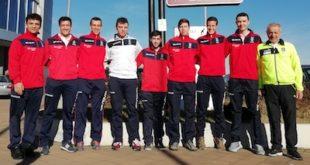 Arbitri della FIGC-AIA di Piemonte e Valle d'Aosta al raduno di Alba