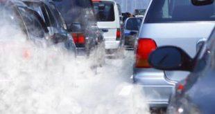 inquinamento aria traffico smog auto blocco