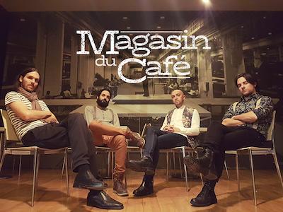 Magasin Du Café ll