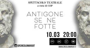 Antigone se ne fotte