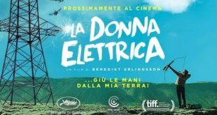 La donna elettrica al cinema Elios di Carmagnola
