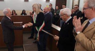 Pochettino Tommaso Di Vita cittadinanza onoraria di Carmagnola