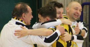 Elledì a valanga (6-1), gialloneri ancora al secondo posto