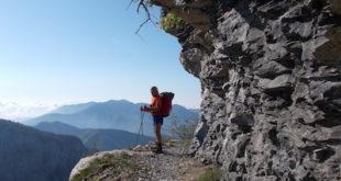 Dalle Alpi al mare: un trekking da Limone a Ventimiglia