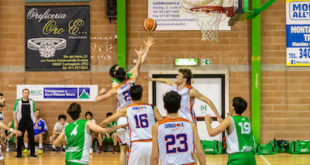 Basket: quinto posto (e play off) per l'Abc Carmagnola