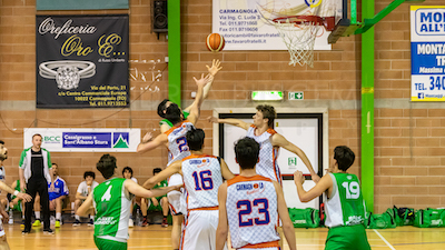 Abc Carmagnola vs Mondovì Basket ph Andrea Buscemi 2