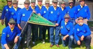 Gli Alpini di Villastellone festeggiano 85 anni