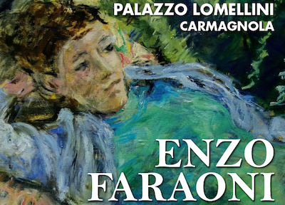 Enzo Faraoni mostra Lomellini Carmagnola