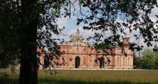 Parco del castello di Racconigi