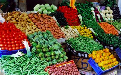 mercato del sabato a racconigi