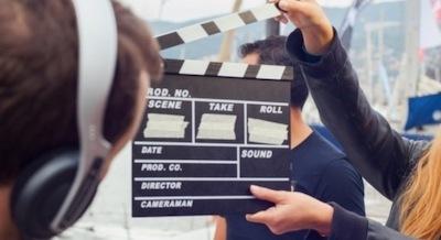 riprese cinema racconigi