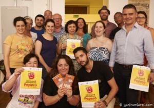 Foodblogger contest peperone cucina