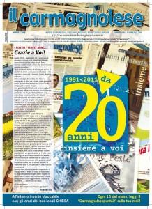 20° anniversario