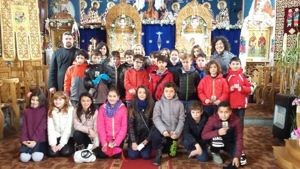 Calendario Ortodosso Rumeno 2020.Visita Alla Chiesa Ortodossa Rumena Il Carmagnolese
