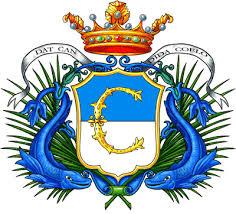 stemma Carmagnola Delfino d'Oro