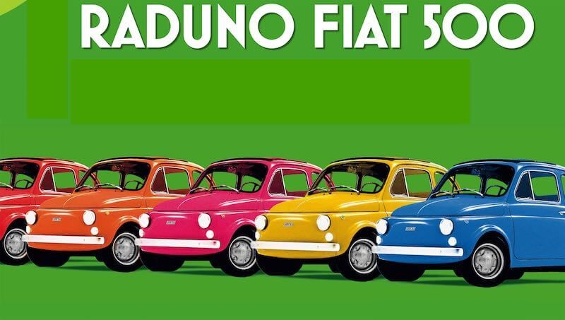 Carignano, raduno Fiat 500 domenica 9 aprile   Il carmagnolese