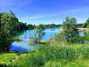 oasi di ceretto lago di cava