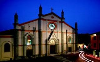 Chiesa Collegiata Carmagnola messe