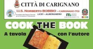 Carignano: torna Cook the Book con Alessandro Perissinotto