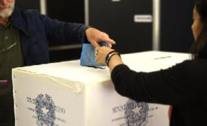 scrutatori elezioni politiche Carmagnola