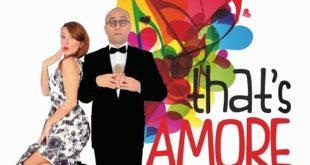 That's Amore al Cantoregi il 23 febbraio