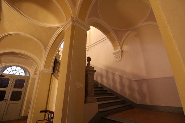 Lombriasco Scalone del Palazzo Ponte