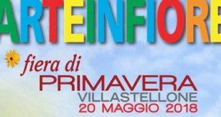 Arteinfiore: a Villastellone domenica è fiera di Primavera