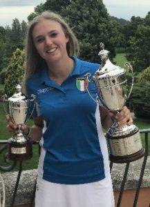Caterina Don golf club La Margherita campionessa