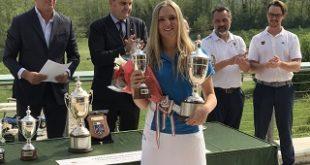 Golf: Caterina Don ancora tricolore ad Asolo