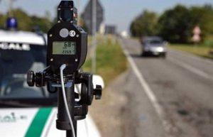 controlli velocità telelaser autovelox