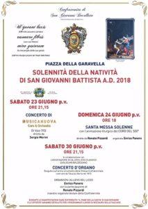 Misericordia 2018 San Giovanni