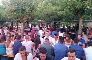 Festa di mezza estate Carignano lago Arenile