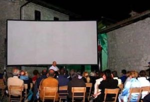 cinema aperto agosto