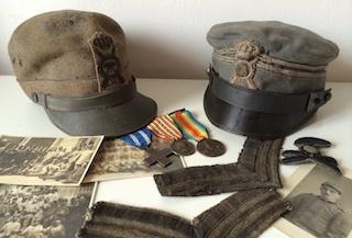 materiali prima guerra mondiale